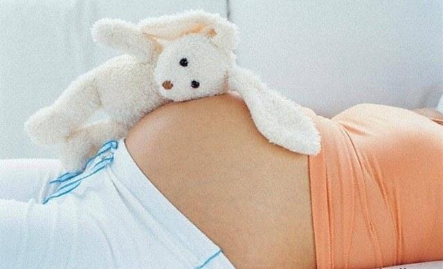 После чего наступает беременность 22