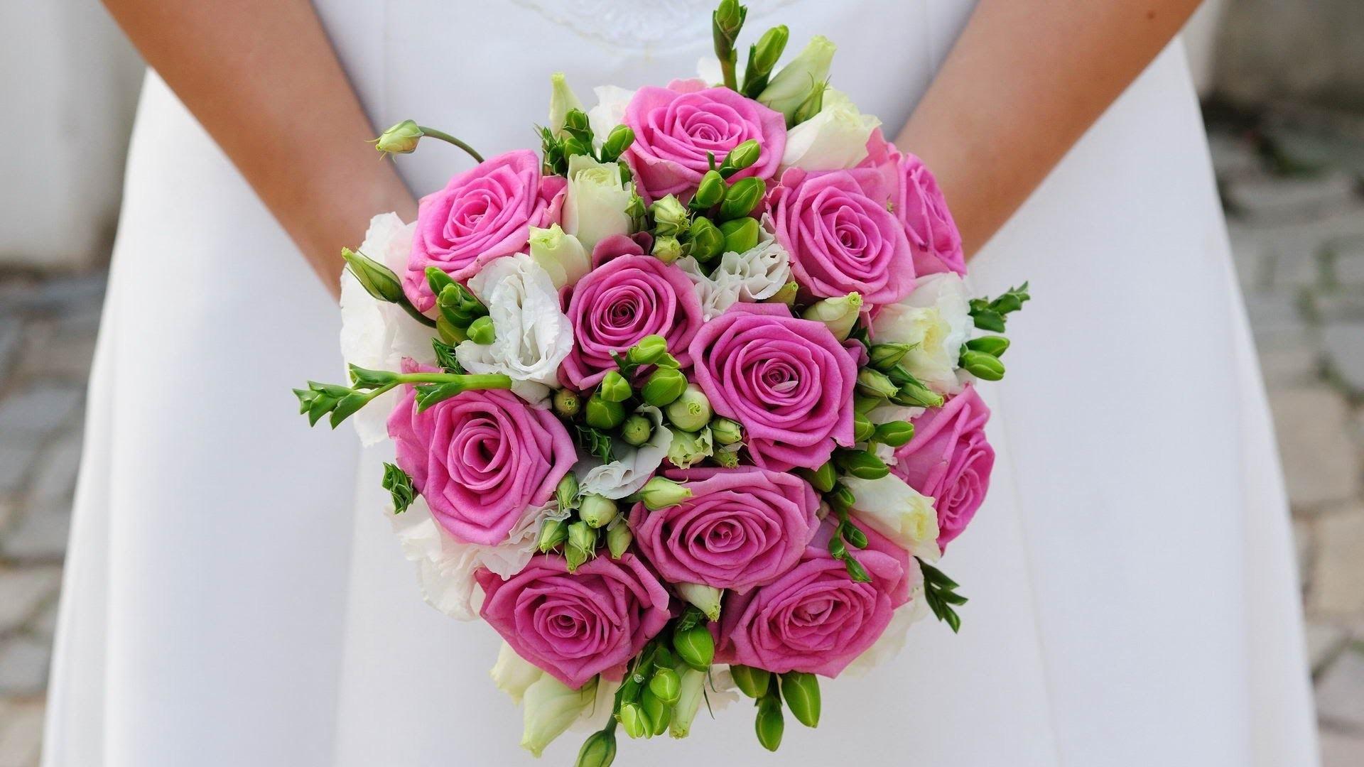 Свадебные букеты картинки красивые