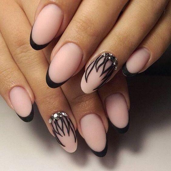 Современный Маникюр Фото Дизайн На Ногти