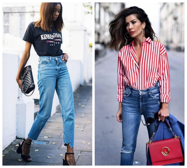 8fe2f1113bc Модные джинсы 2019 - знакомимся с трендами сезона