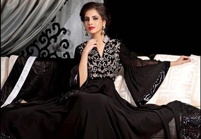 c6c5e7682cefcfa Модный макияж под черное платье: 50 фото безупречного образа