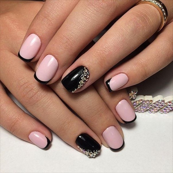 Маникюр - дизайн ногтей | Дизайнерские ногти, Ногти, Модные ногти | 604x604