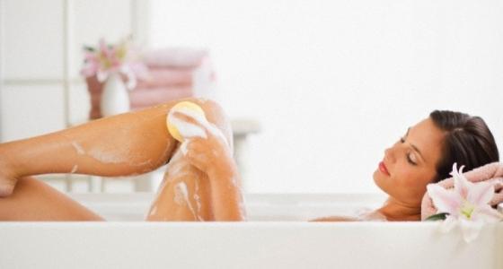 Как победить целлюлит в ванной
