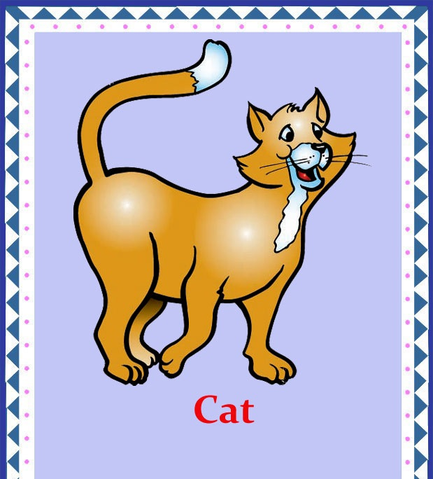 Новосельем картинки, картинки с животными для детей с надписями на английском