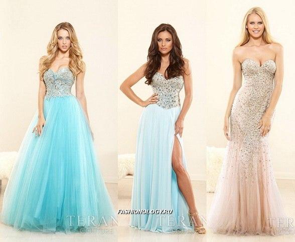 fa23fe8890b ... Модные выпускные платья 2015 - фото ...
