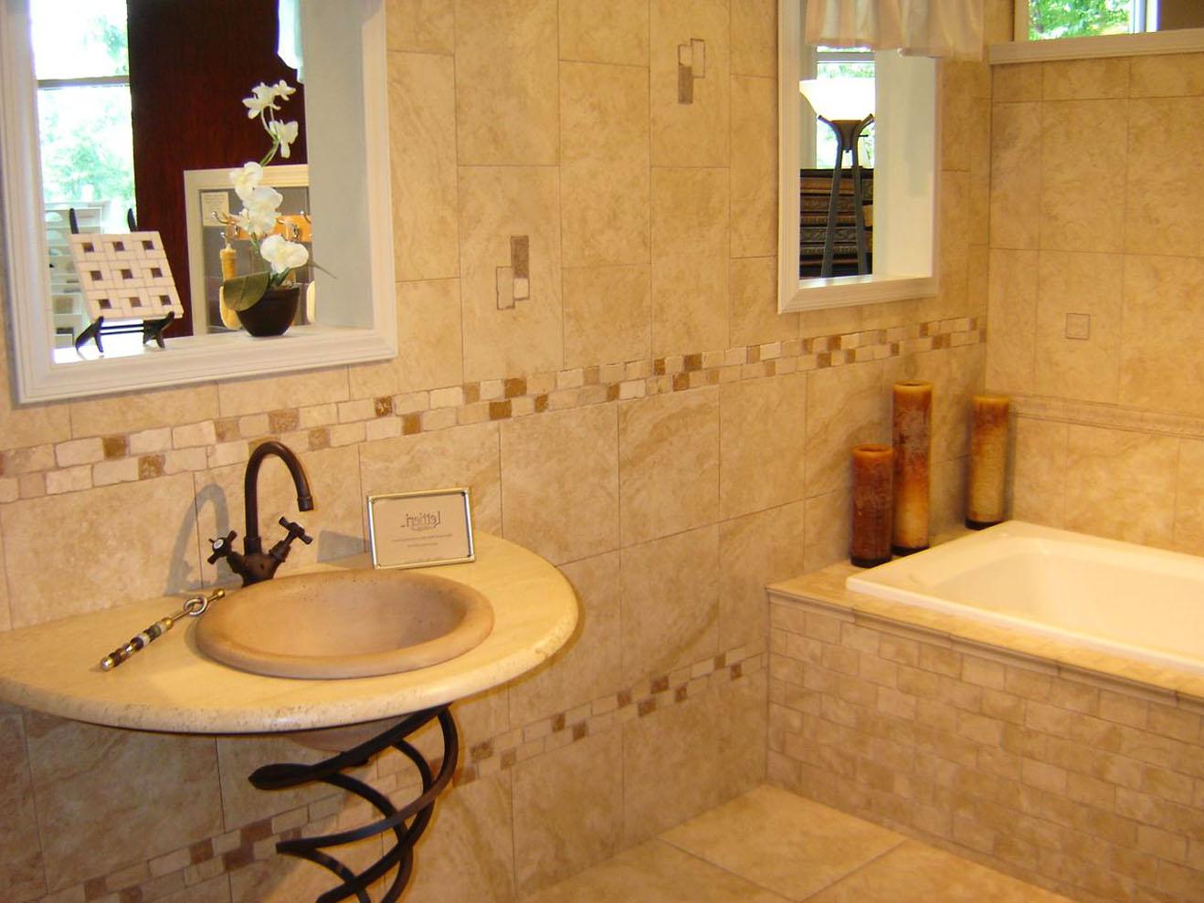 Отделка кафелем ванной картинки