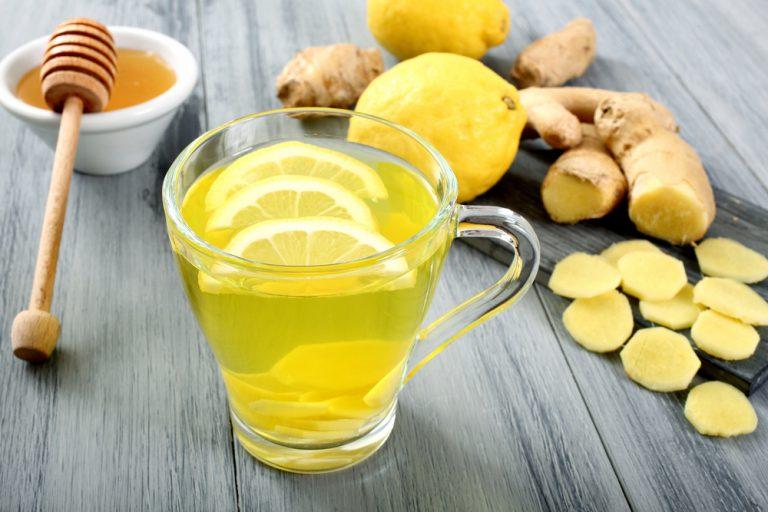 Имбирь, лимон и мед для похудения: лучшие рецепты