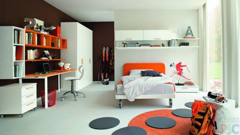 Модные идеи для комнаты мальчика-подростка