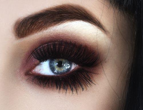 Смоки для голубых глаз