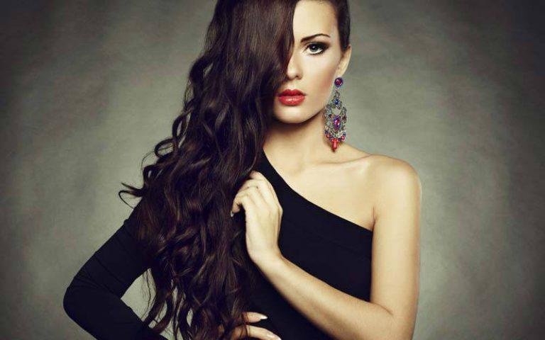 Макияж под черное платье – красота и сексуальность в образе