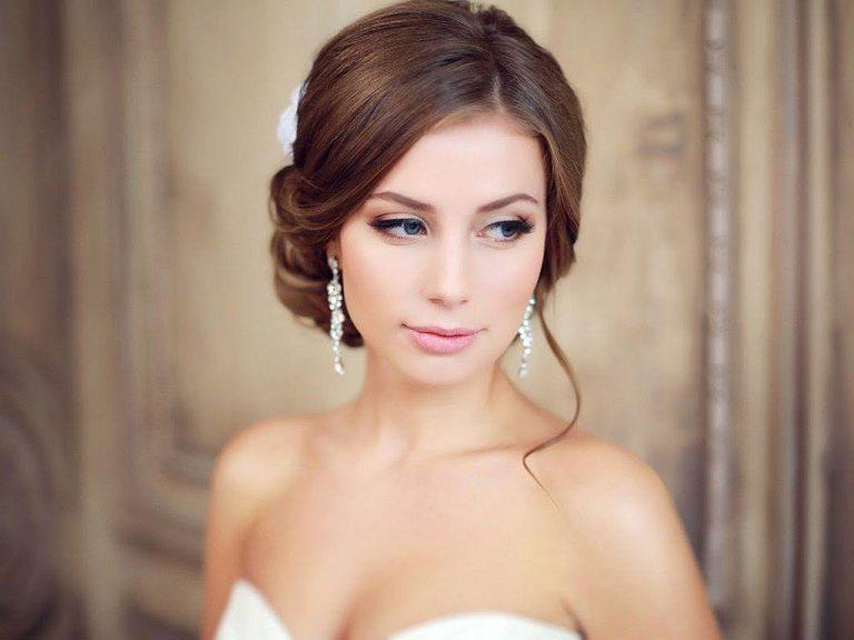 Свадебный макияж 2017: выдержанный баланс красоты и очарования