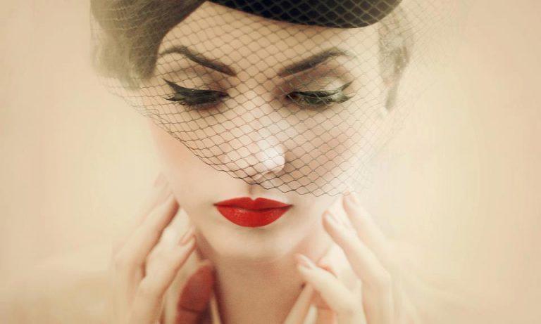Макияж в стиле Пин Ап – модный образ родом из 40-х