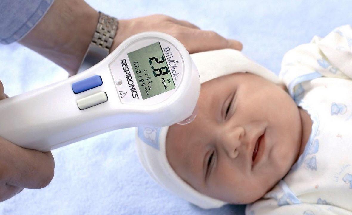 Норма билирубина у новорожденных в 1 месяц: предел по дням (таблица)