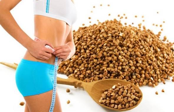 Как похудеть быстро на гречке и кефире