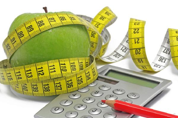 Как считать калории при диете
