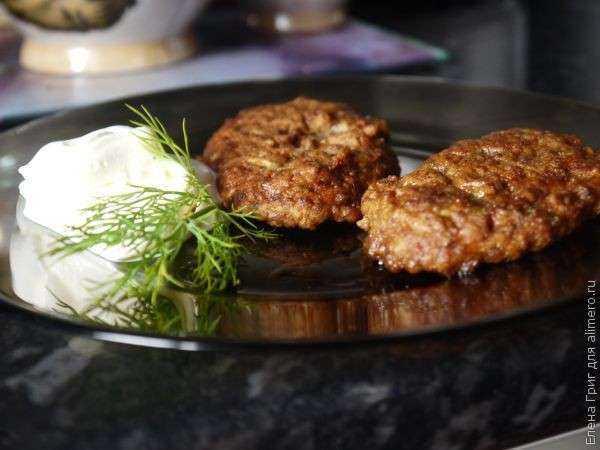 Котлеты из куриной печени – легко, сытно и очень вкусно
