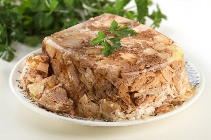 Холодец из свиных ножек – рецепты, проверенные годами