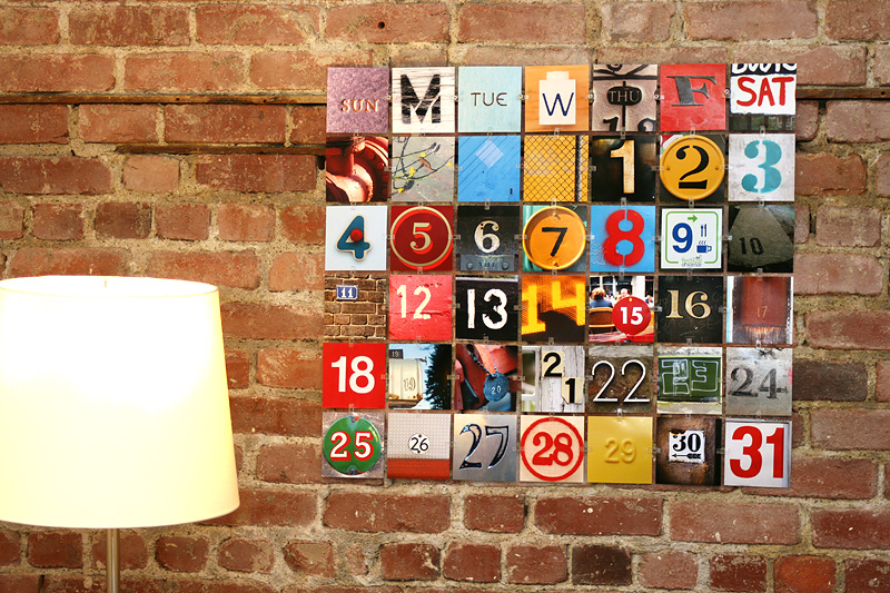 4891item Календарь своими руками - 80 фото, шаблоны и идеи оформления как сделать красивый календарь