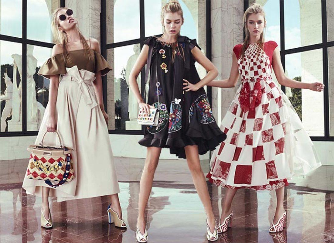 5a7b4dcd552 Модные платья 2018 или какие платья в моде в этом году - 50 фото