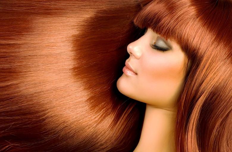 Красящая хна для волос