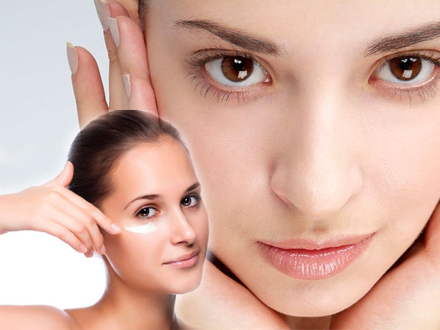 Витамин е против морщин вокруг глаз
