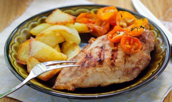 Соусы и маринад к куриной грудке — pic 8