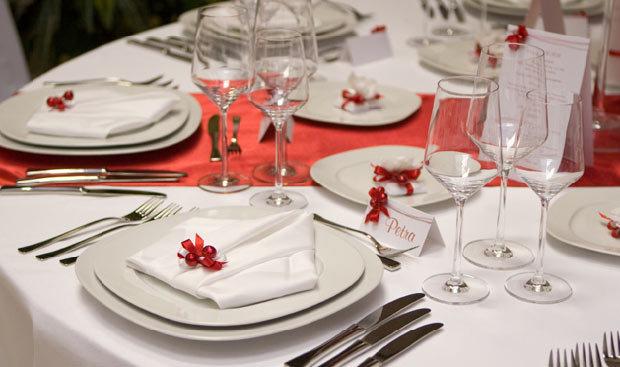 Сервировка стола по этикету — создаем целустную гармоничную атмосферу торжества