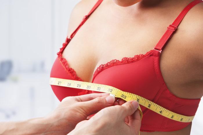 1 , 2 , или 3 размер груди - теория и практика определения размера бюстгальтера