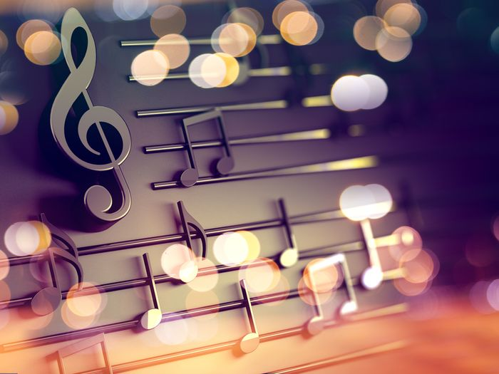 Стихи детские о музыке