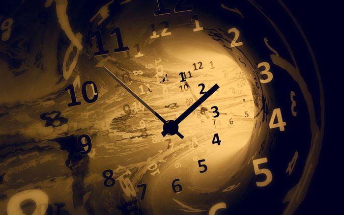 Пословицы и поговорки о времени