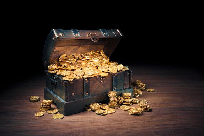 Пословицы и поговорки о богатстве